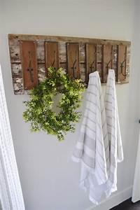 Diy wall art bathroom : Brilliant diy decor ideas for your bathroom page of