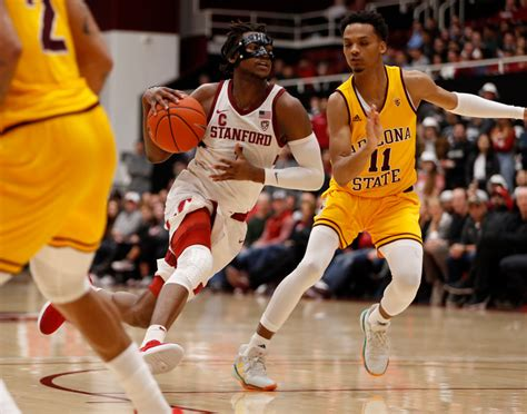 pac  basketball arizona state handles stanford east