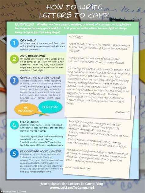 ideas  camp letters  pinterest
