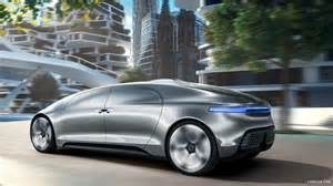2018 Mercedes Benz F 015 Luxury In Motion Concept Side