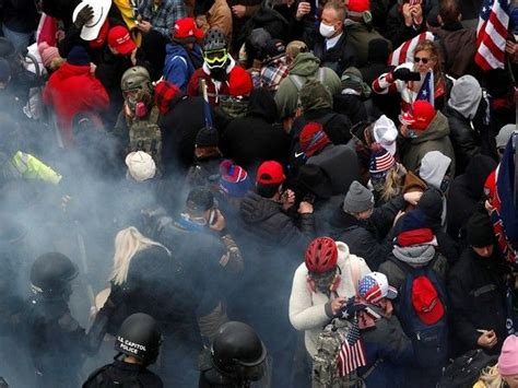 Four killed as pro-Trump mob breaches Capitol Hill