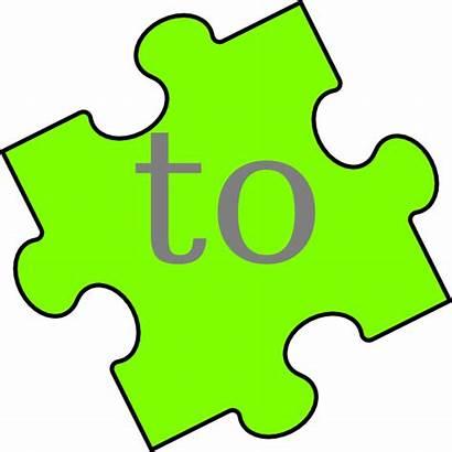 Word Puzzle Piece Clip Clipart Vector Clker