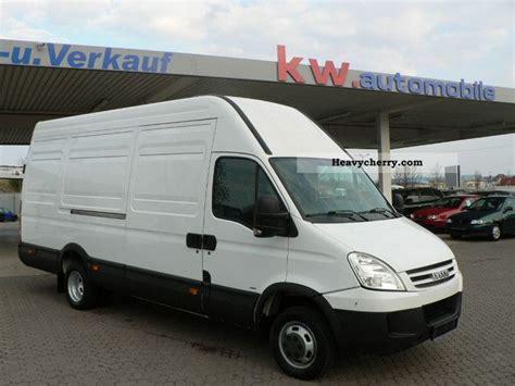 Iveco Daily 50 C15 Maxi-box 2008 Box-type Delivery Van