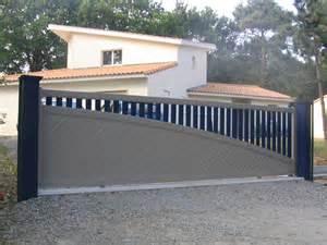 Portail En Aluminium : distral portails millenium ~ Melissatoandfro.com Idées de Décoration