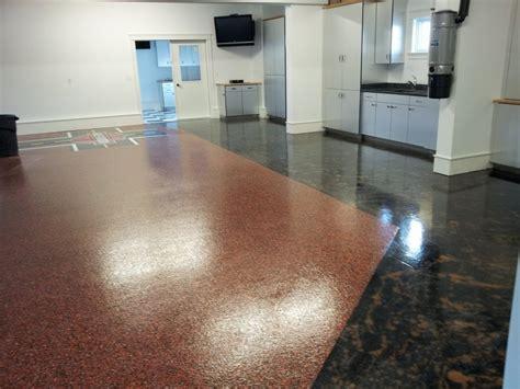 Basement Epoxy Flooring and Waterproofing in Rhode Island