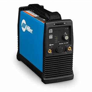 Welding Power Source Delivers Up To 160 Amps For Light