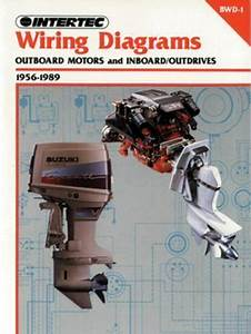 Wiring Diagrams Outboard Motors And Inboard Outdrives