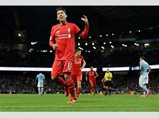 Roberto Firmino is only just getting started at Liverpool