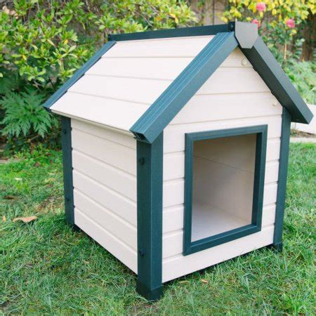 New Age Pet Ecoflex Outdoor Feral Cat House Walmartcom