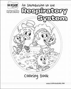 an introduction to the respiratory system coloring book With introduction to pic