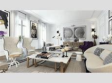 Glamorous Apartment In Paris Dazzles With Extravagance