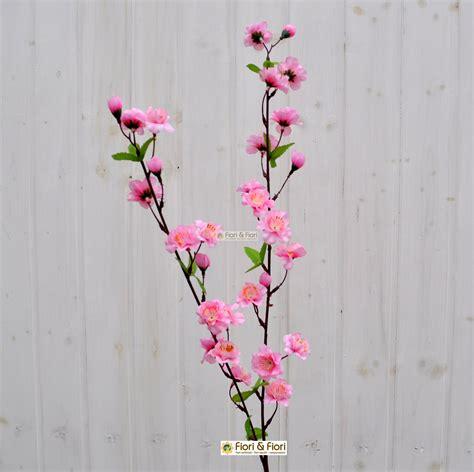 fiore la rosa fiore di pesco artificiale per decorazioni sia da interno