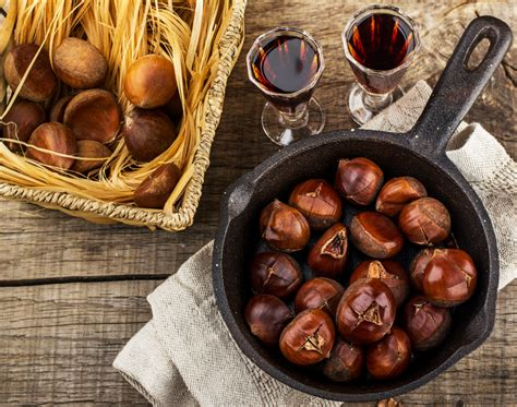 How To Roast Chestnuts Over An Open Fire  Cottage Life