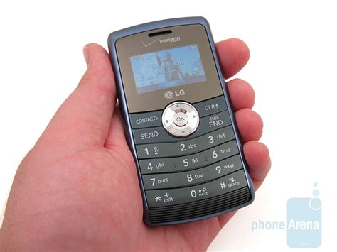 when did the cell phone come out verizon lg vx9200 env3 cell phone qwerty no