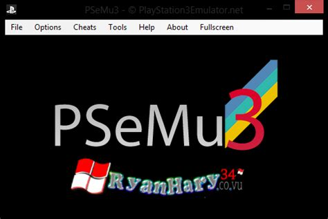 Ps3 Playstation 3 Emulator Psemu3 New Version For Pc ~ Cneters