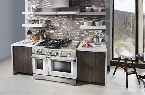 commercial stoves ranges kitchenaid