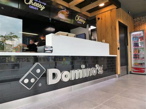dominos pizza winkelcentrum de wieen