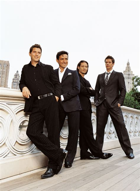 Il Divo Gruppo Il Divo I These Guys Carlos Is By Far The Sexiest