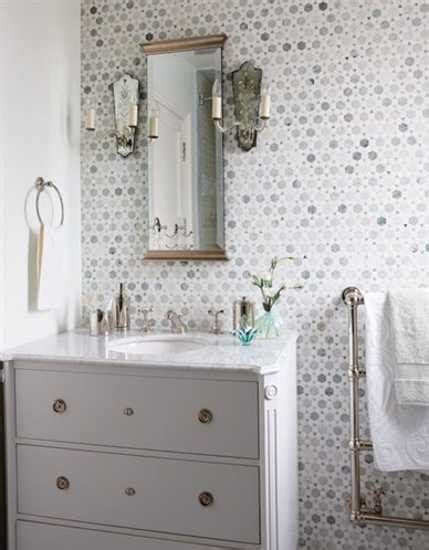 Lowes Canada Hexagon Tile by Bathroom Wallpaper Idea Interior Decorating Terms 2014