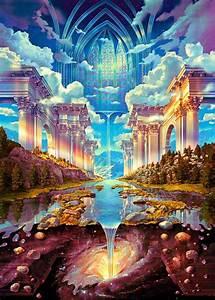 Shamballa City Of Light ♥♥♥ ॐ Cosmic Heartbliss ॐ