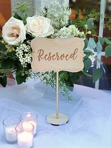 Excited, To, Share, This, Item, From, My, Etsy, Shop, Wooden, Reserved, Table, Sign