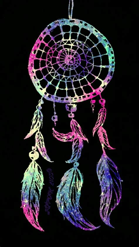 Black Wallpaper Iphone Catcher dreamcatcher iphone android galaxy wallpaper i created for