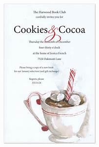 Free Tea Party Invitations To Print Chocolate Invitation