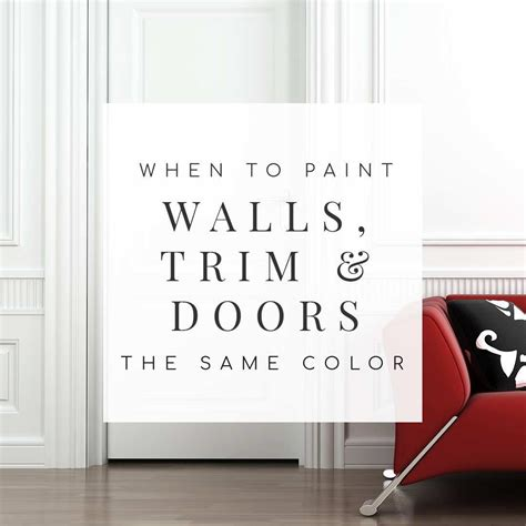 painting walls and trim same color unique painting chair