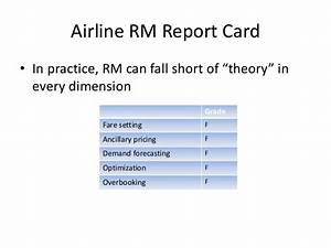 Revenue Management Theory And Practice