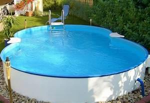 Pool Auf Rechnung : summer fun achtformpool achtformpool mit edelstahlleiter ~ Themetempest.com Abrechnung