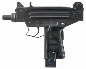 Scarce IMI Micro-Uzi Model 45 Semi-Automatic Pistol-Pistol ...