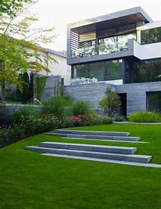 comment avoir un joli jardin en pente jolies idees en With faire un jardin zen exterieur 3 escalier exterieur jardin pour un espace vert optimise