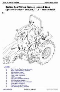 John Deere Tractors 5225  5325  5425  5525  5625  5603