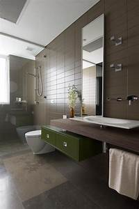 decoration salle de bain zen creer le coin relax ideal With salle de bain design avec vasque imitation pierre