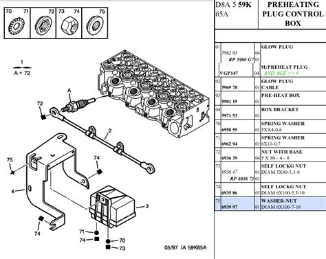 Peugeot Glow Relay Wiring Diagram by Glow Failure 406oc Co Uk