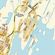 Map Nuuk, Greenland. Maps and directions at hot-map.