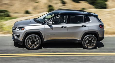 jeep compass sport 2018 2018 jeep compass unveiled at la motor show here next