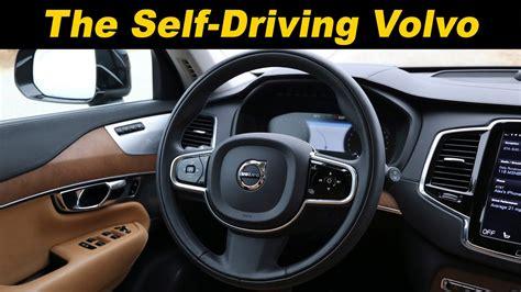 volvo pilot assist  speed autonomous driving review