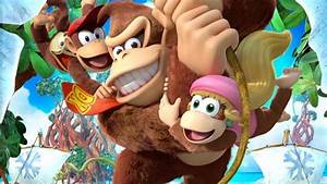 A Barrel of Fun — Donkey Kong Country: Tropical Freeze ...