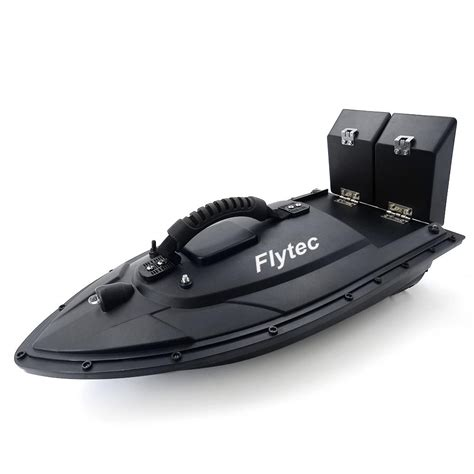 Fishing Bait Boat Kits by Flytec 2011 5 Generation Fishing Bait Rc Boat Kit Without