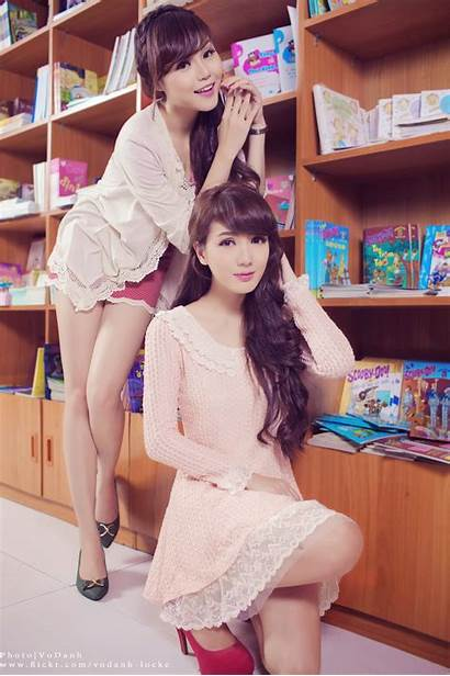 Asian Wallpapers Models Bikini Very Chia Len