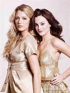Photo Sharing: Blake Lively And Leighton Meester Photo Shoot
