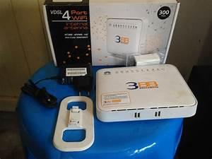 Vdsl Router 4 Port Wifi