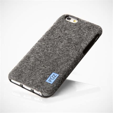 felt iphone  plusss  case  fuz fancycom