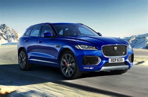 2018 Jaguar Fpace Launched In India  Price, Engine