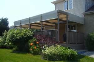 Canopies Awnings for Decks