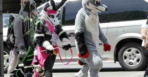 horror animal costume child sex ring busted  horn news
