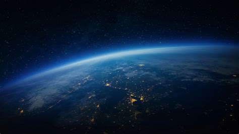 Wallpaper Earth, Above Space, Hd, Space, #6408