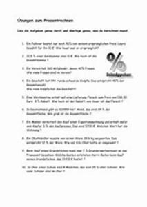 Grundwert Berechnen Aufgaben : 4teachers bungen zum prozentrechnen textaufgaben ~ Themetempest.com Abrechnung