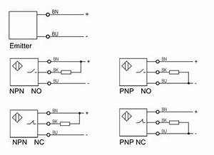 China Photoelectric Sensor Through Beam Sensor